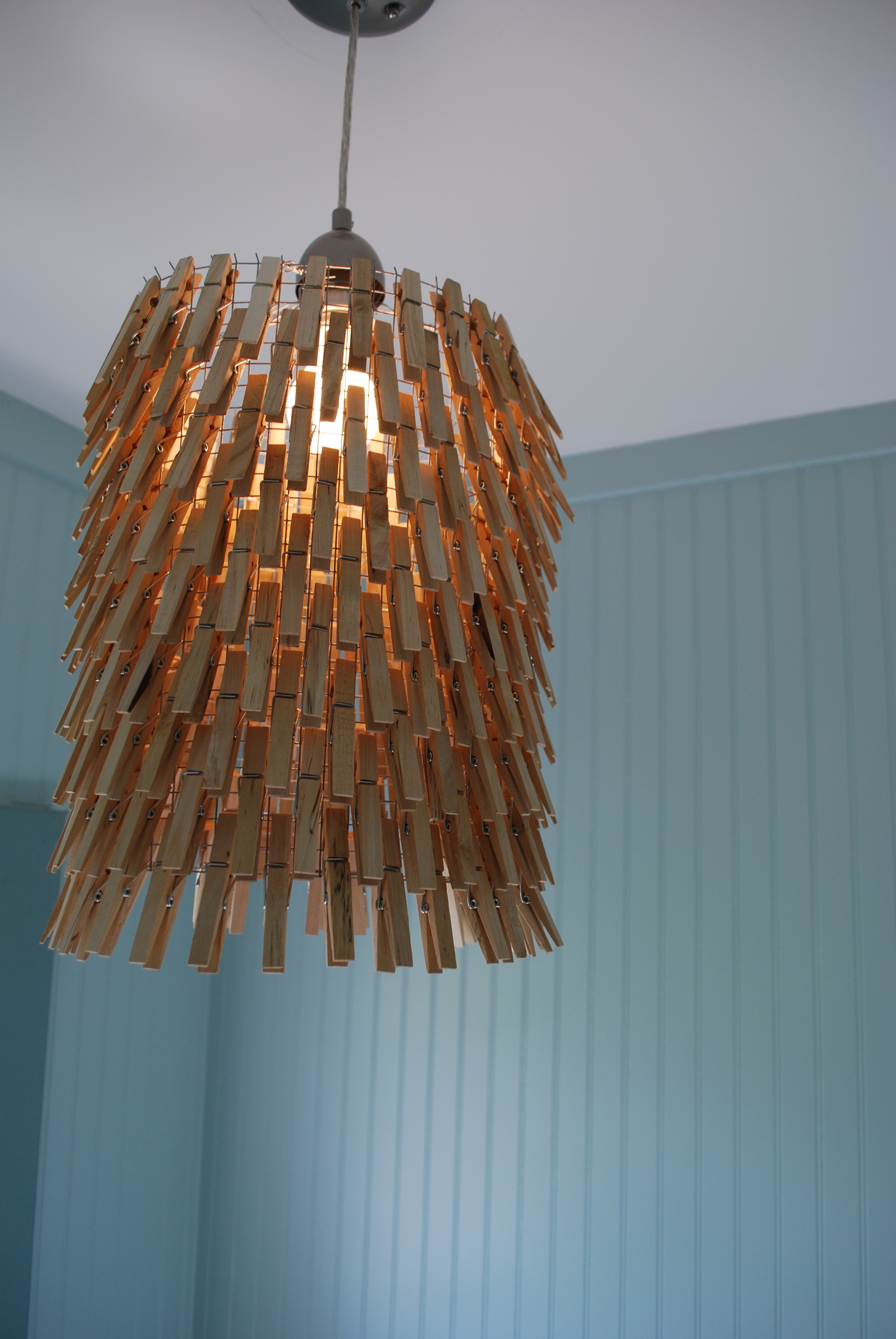 Diy laundry room lamp shade and mozeypictures Image collections